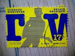 OBP 2757-2758 - Belgique