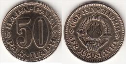 Yugoslavia 50 Para 1977 Km#46.1 - Used - Jugoslavia