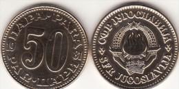 Yugoslavia 50 Para 1981 Km#46.2 - Used - Jugoslavia