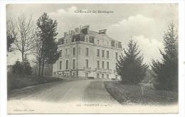 35/ ILLE Et VILAINE... Châteaux De Bretagne... Château De PAIMPONT - Paimpont
