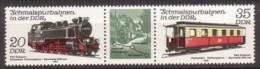 DDR , 1980 , Mi.Nr. W ZD 482 ( 2563 / Zf / 2565 ) ** / MNH - Zusammendrucke