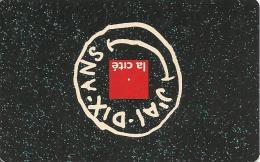 -CARTE-PASS-GEODE-1996-J AI 10 ANS-TBE - Tickets D'entrée
