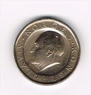 *** NOORWEGEN  10 KRONER 1987 - Norvège