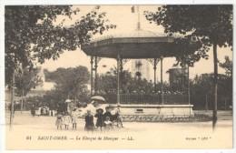 62 - SAINT-OMER - Le Kiosque De Musique - LL 61 - Saint Omer