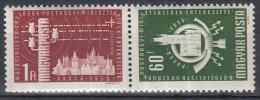 Hongarije - Ministerkonferenz Der Organisation Der Postverwaltungen Sozialistischer Staaten (OSS) - MNH - M 1532A-1533A - Post