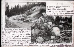 88, SENONES, CHEMIN ET CARRIERE ALEXANDRE III - Senones
