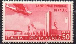 PIA -  ITALIA  - 1934 : 2° Campionato Mondiale Di Calcio  - (SAS  P.A. 69 ) - Coppa Del Mondo