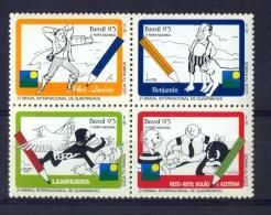 BRAZIL  1993 Comics - Brésil