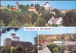 Gradacac Postcard Not Travelled Bb - Bosnia Erzegovina