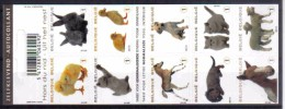 Belgie 2010 Small Animals   Booklet 112 *** PLAKPRIJS OPRUIMING *** - Carnets 1953-....