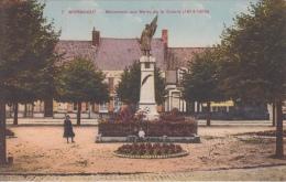 Wormhout    Monument Aux Morts De La Guerre 1914-1918                        Nr 3315 - Wormhout