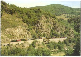 Dépt 07 - EMPURANY - Les Gorges Du Doux - Chemin De Fer Du Vivarais (Tournon - Lamastre) - Train à Vapeur - CPM - France