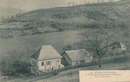 Environs De CHAMBERY - Le Coteau Des Charmettes Et La Maison De J.J. Rousseau - France
