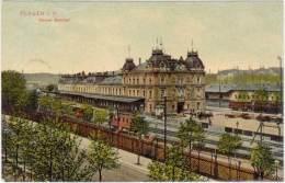ALLEMAGNE – Plauen I. V. – Oberer Bahnhof - Allemagne