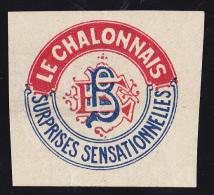 France Vignettes - Le Chalonnais - Neuf * - TB - Autres