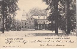 Schooten, Chateau De Calesbergh, Nels (05686) - Schoten