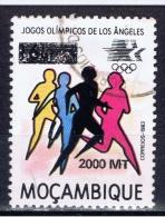 MOC+ Mocambique 1995 Mi 1349 Aufdruck Laufen