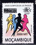 MOC+ Mocambique 1995 Mi 1349 Aufdruckmarke Laufen