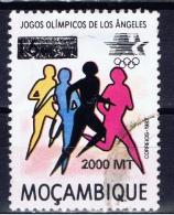 MOC+ Mocambique 1995 Mi 1349 Los Angeles Laufen