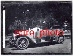 Photo Moderne D'après Plaque De Verre : Carrosserie Automobile, Bartesago Photo (Du Tertre Frères, Avignon ?) - Automobiles