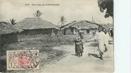 Une Rue De Zanzibar - Tanzania