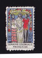 France Vignettes - 15e Semaine Coloniale - Neuf * - TB - Commemorative Labels