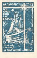 Image Religieuse - Notre Dame De Boulogne - Images Religieuses