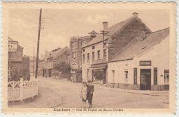 25620g CAFE SPORTS - RUE DE L'EGLISE DE SAINTE THERESE - Erquelinnes - Erquelinnes