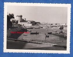 Photo ancienne - CIBOURE - Socoa - Le port - juillet 1959