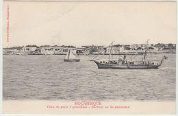 25706g  MOZAMBIQUE - Harbour - Panorama - Port - Mozambique