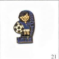 Pin´s Sport - Football - Club ASPTT De Lille (59). Non Estampillé. Epoxy. T388-21C - Mail Services
