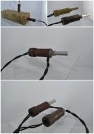 REPRODUCTION Détonateur électrique Glühzünder 28 Allemand - Militaria