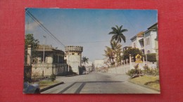 Costa Rica   San Jose  --  Central Avenueref 1890 - Costa Rica