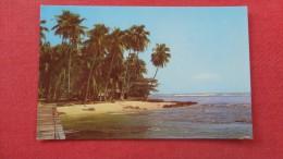 Costa Rica   Isla Uvita  Limon  ---ref 1890 - Costa Rica