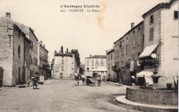 PLAUZAT - La Place - Frankrijk