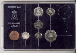 NEDERLANDSE ANTILLEN 5 X FDC SET 1983 - Antilles Neérlandaises
