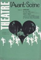 L'Avant Scène Théâtre N° 241 Gorgonio Tullio Pinelli Claude Santelli - Jusqu'à Minuit - Non Classés