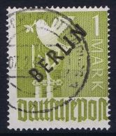 Berlin 1949 Mi Nr 17 Used  BPP Signed/ Signé/signiert/ Approvato Bogenrand - Berlin (West)