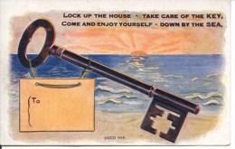 COMICS - LOCK UP THE HOUSE Com91 - Fumetti
