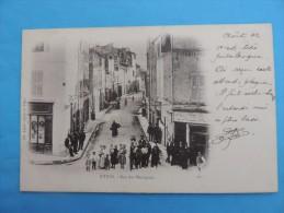 ISTRES. - Rue Des Martigues - Istres