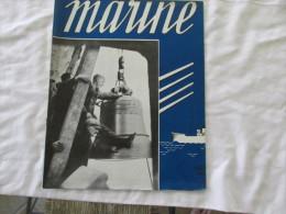 MARINE JOURNAL DE LA MARINE LIBRE BELGE DE MAI 1943 EDITE A LONDRE - Magazines & Papers