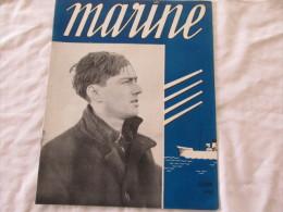 MARINE JOURNAL DE LA MARINE LIBRE BELGE DE JUIN 1943 EDITE A LONDRE - Magazines & Papers