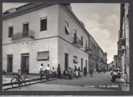 7169-APRICENA(FOGGIA)-CORSO GARIBALDI-ANIMATA-FG - Foggia