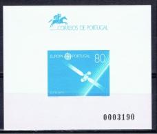 P+ Portugal 1991 Mi Bl. 70A - 1862 Mnh EUROPA - 1910-... República