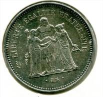FRANCE - 50 Francs  ARGENT - 1976 - Etat : SUP -  Silver Coin 30 Grammes - M. 50 Francs