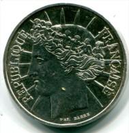 FRANCE - 100 Francs  ARGENT - 1988 - Etat : SUP -  Silver Coin 15 Grammes - N. 100 Francs