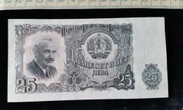3 Billets Bulgare , Bulgarie, Ex Etat - Bulgarie