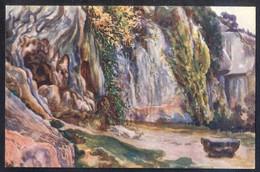 Ilustrador *Joan Llaverias I Labró* Ed. Unión Fotograbadores. Montserrat Serie A. Nueva. - Ilustradores & Fotógrafos