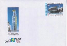Speciale Omslag Oostenrijk On- Gestempeld St-Polten - Entiers Postaux