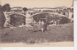 PAYS BASQUE - USTARITZ - Le Pont Et Le Couvent  PRIX FIXE - Frankrijk